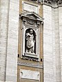 Cappella paolina, ext., stefano maderno, s. epafra.JPG