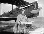 Captain Georges Thenault, French Aviation Service on tour, 23352u.jpg