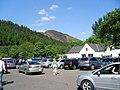 Car park and visitor centre, Balmaha - geograph.org.uk - 828051.jpg