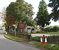 Car park at the New Harp Inn - geograph.org.uk - 999932.jpg