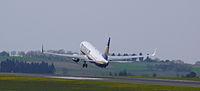 EI-DHS - B737 - Ryanair