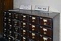 Card catalogs, Chittagong University Library (04).jpg