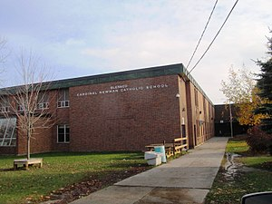Blessed Cardinal Newman Catholic High School - Image: Cardinal Newman Catholic High School