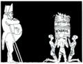 Caricature Bernardo Pereira de Vasconcelos enterra conquistas liberais.png