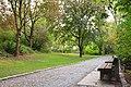 Carl von Ossietzky Park Benches.jpg