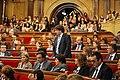Carles Puigdemont intervé en la sessió de control del Parlament.jpg