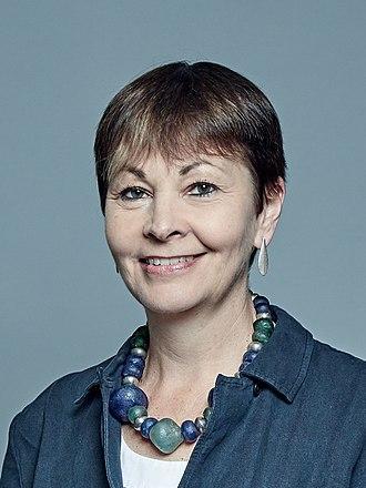 Caroline Lucas - Image: Caroline Lucas MP