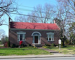 Carter House Franklin TN front.jpg