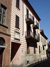 Casa natale di Urbano Rattazzi