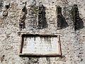 Castel sismondo, targa s. p. malatesta 1446, 01.JPG