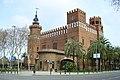 Castell dels tres Dragons, Barcelona.jpg
