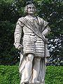 CastelliCalepio statua conte Calepio.jpg