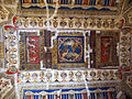 Castello estense di ferrara, int., saletta dei giochi, affreschi di bastianino e ludovico settevecchi (post 1570) 03.JPG