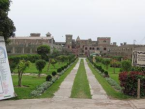 Chancay - Image: Castillo de Chancay