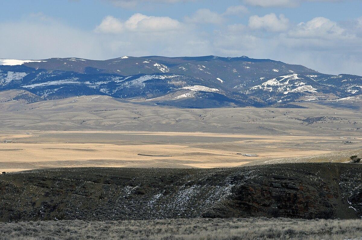 Castle Mountains Montana Wikipedia