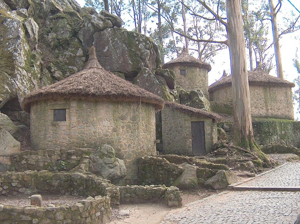 Castro de S Lourenço (Vila Chã perto de Esposende)1499
