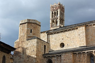 Roman Catholic Diocese of Urgell - La Seu d'Urgell Cathedral