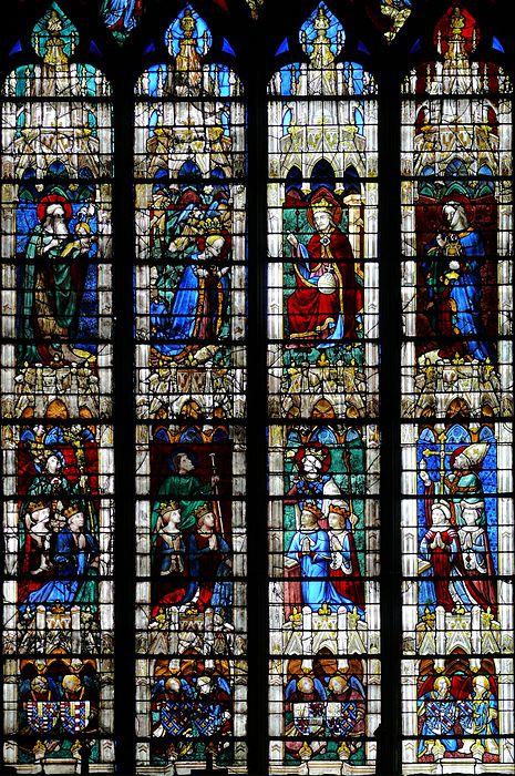 mysteriet om katedralen i chartres