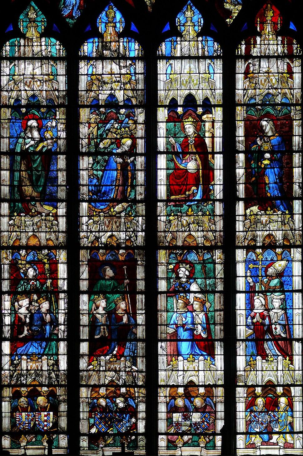 Cathédrale de Chartres - Chapelle de Vendôme