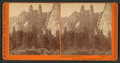 Cathedral Spires, 2200 ft.,Yosemite Valley, Mariposa County, Cal, by Watkins, Carleton E., 1829-1916 2.png