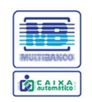 Multibanco - Multibanco's old logo (1985–2008).