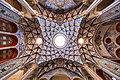 Ceiling of a room at Borujerdi House, Kashan, Iran.jpg
