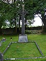 Celtic grave at St Katherines Church - geograph.org.uk - 1440258.jpg