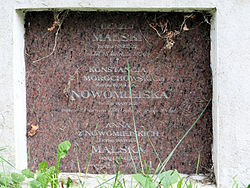 Cemetery in Wisznice (closed) - 23.jpg