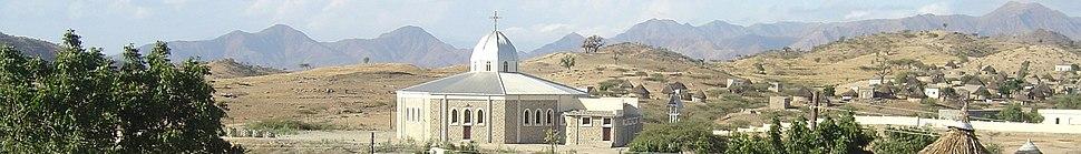 Central Eritrea banner - 2008-11-01