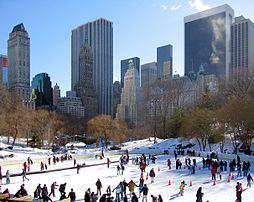 Central Park Wollman Rink