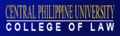 Central Philippine University College of Law Banner (Official).png