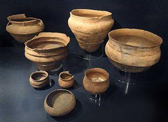 History of Paraguay - Guarani ceramics.