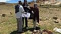 Ceremonia con amauta de Isla del Sol Challapampa.jpg