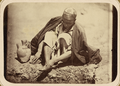Ceremonies Performed by Muslims during Prayer. Ritual Washing before Prayer WDL10796.png