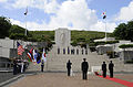 Ceremony at Honolulu's National Memorial Cemetery of the Pacific at Punchbowl DVIDS334107.jpg