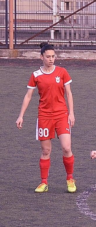 Ceren Nurlu - Ceren Nurlu for Konak Belediyespor (2013–14 season)