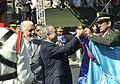 Cerimônia comemorativa do Dia do Soldado e de Imposição das Medalhas do Pacificador (QGEx - SMU) (20853899106).jpg