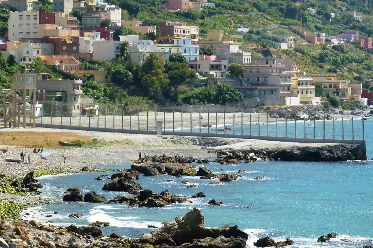 Ceuta border fence.jpg