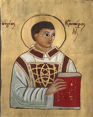 Caesarius of Nazianzus - Image: Cezary z Nazjanzu
