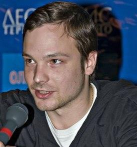 На пресс-конференции фильма «Любовь в большом городе», 24 февраля 2009