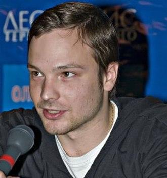 Aleksey Chadov - Image: Chadov Aleksey