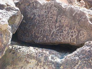 Chalfant Petroglyph Site