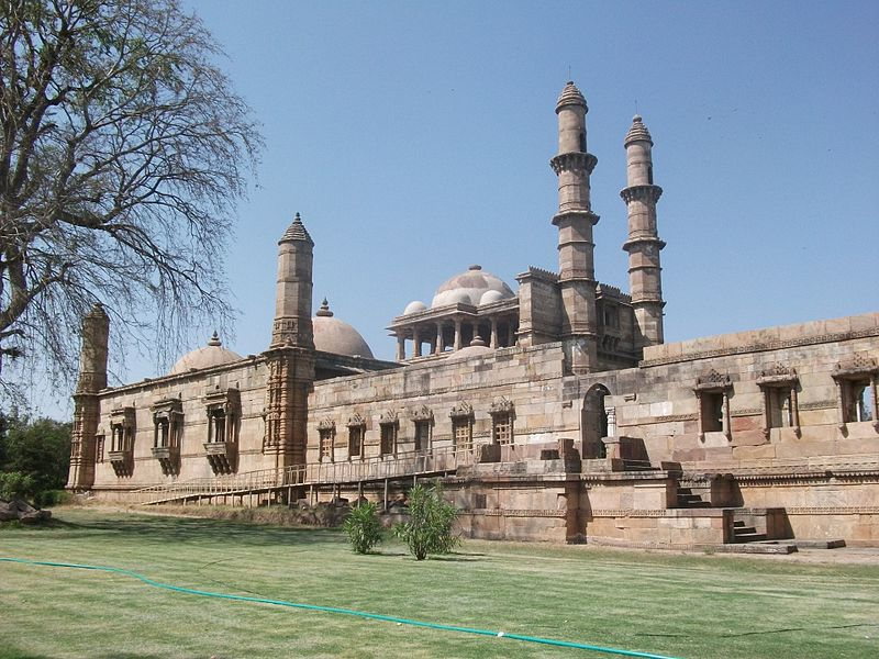 File:Champaner pavagadh archaeological park.jpg