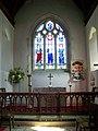 Chancel, All Saints Church, Middle Woodford - geograph.org.uk - 773703.jpg