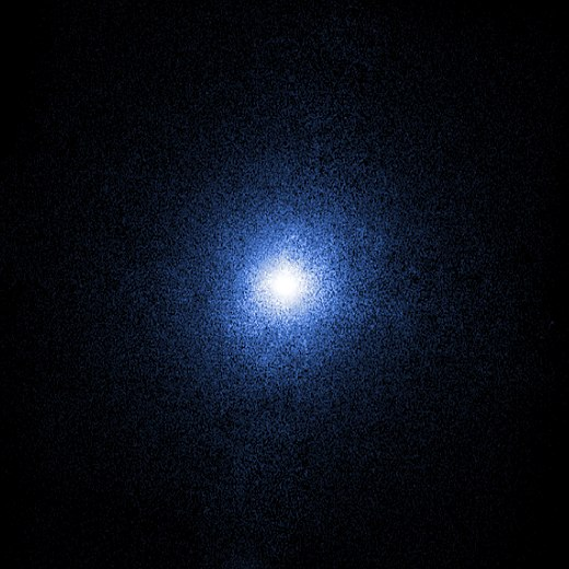 A Chandra X-Ray Observatory image of Cygnus X-1, which was the first strong black hole candidate discovered - Black hole