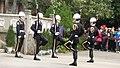 Changing of the guards of ROCN Honor Guard, Cihu Mausoleum 20170914.jpg