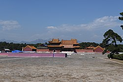 Changling Tomb of Qing Dynasty, 2016-09-07.jpg
