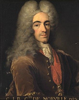 Charles Jean-Baptiste Fleuriau - Charles Jean-Baptiste Fleuriau, comte de Morville