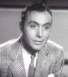 Charles Boyer en 1939 en a pelicula Love Affair.