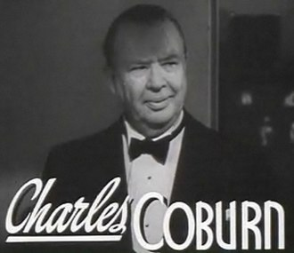 Charles Coburn - from the trailer for  Rhapsody in Blue (1945)